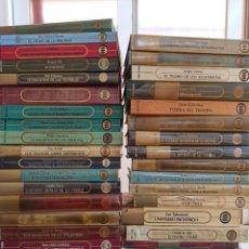 Livros em segunda mão: 40 LIBROS OTROS MUNDOS PLAZA JANES AÑOS 70. Lote 210318295