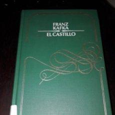 Libros de segunda mano: LIBRO 2350 EL CASTILLO FRANZ KAFKA CIRCULO DE LECTORES 1980. Lote 210328547