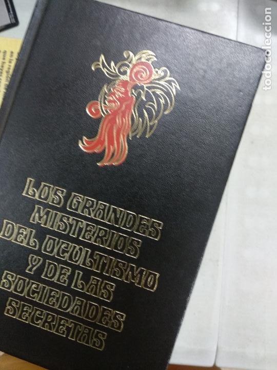 Libros de segunda mano: LOS GRANDES MISTERIOS DEL OCULTISMO Y DE LAS SOCIEDADES SECRETAS / 3 TOMOS - Foto 2 - 210420521
