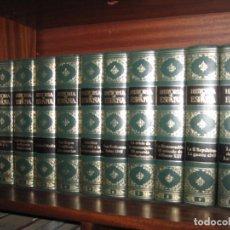 Libros de segunda mano: HISTORIA DE ESPAÑA DEL CLUB INTERNACIONAL DEL LIBRO-COMPLETA 10 TOMOS LEER MAS. Lote 210432240