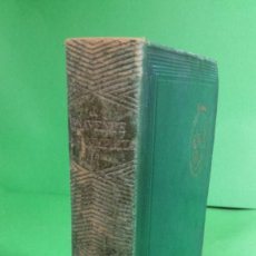 Libros de segunda mano: 1.945 JACINTO BENAVENTE. OBRAS COMPLETAS. TOMO I. EDITORIAL AGUILAR.. Lote 210456865