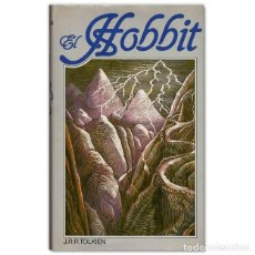 Libros de segunda mano: EL HOBBIT - J.R.R TOLKIEN CÍRCULO DE LECTORES. TAPA DURA. Lote 210488367