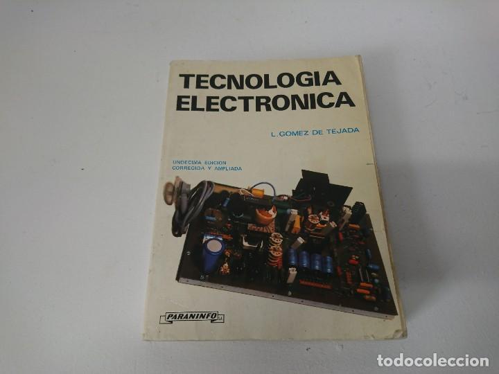 LIBRO TECNOLOGÍA APLICADA (Libros de Segunda Mano - Ciencias, Manuales y Oficios - Otros)