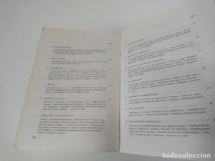 Libros de segunda mano: Libro Tecnología aplicada - Foto 4 - 210550913