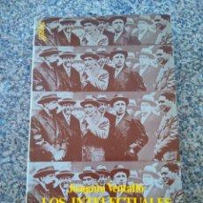 Libros de segunda mano: LOS INTELECTUALES CASTELLANOS Y CATALUÑA -- JOAQUIN VENTALLO -- GALBA EDICIONES 1976 --. Lote 210585083