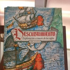 Libros de segunda mano: DESCUBRIMIENTO EXPLORACION A TRAVES DE LOS SIGLOS. Lote 210602856