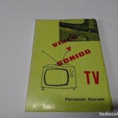 Livros em segunda mão: LIBRO VIDEO Y SONIDO TV. Lote 210670721