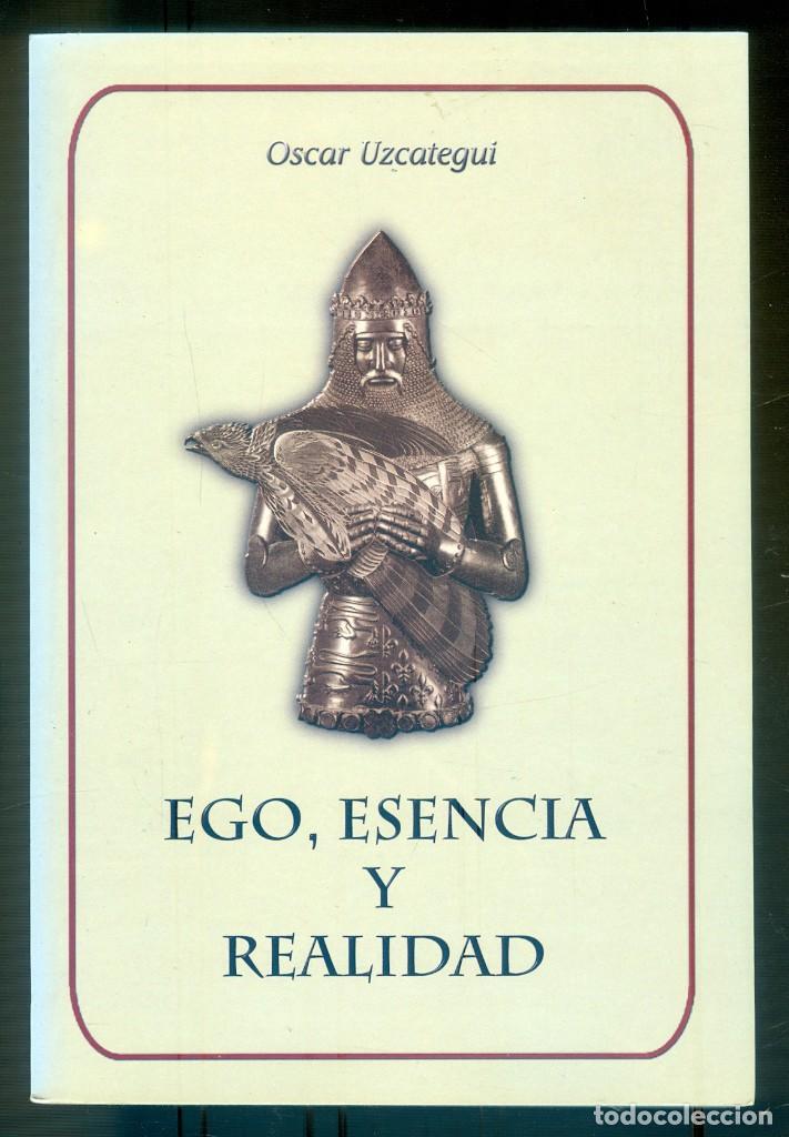 NUMULITE * EGO ESENCIA Y REALIDAD ÓSCAR UZCATEGUI (Libros de Segunda Mano - Parapsicología y Esoterismo - Otros)