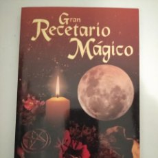 Libros de segunda mano: GRAN RECETARIO MÁGICO- CARMEN DÍAZ. Lote 210699924