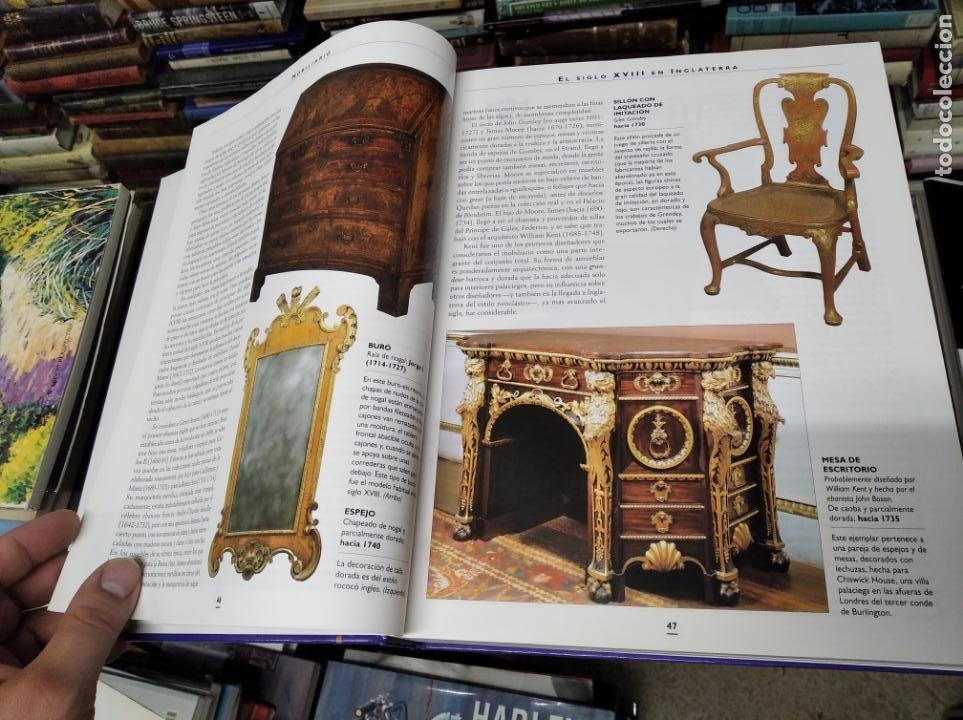 Libros de segunda mano: HISTORIA ILUSTRADA DE LAS ANTIGÜEDADES. HUON MALLALIEU . ED. LIBSA. 2000. RELOJES, JUGUETES, ARMAS - Foto 11 - 210702695