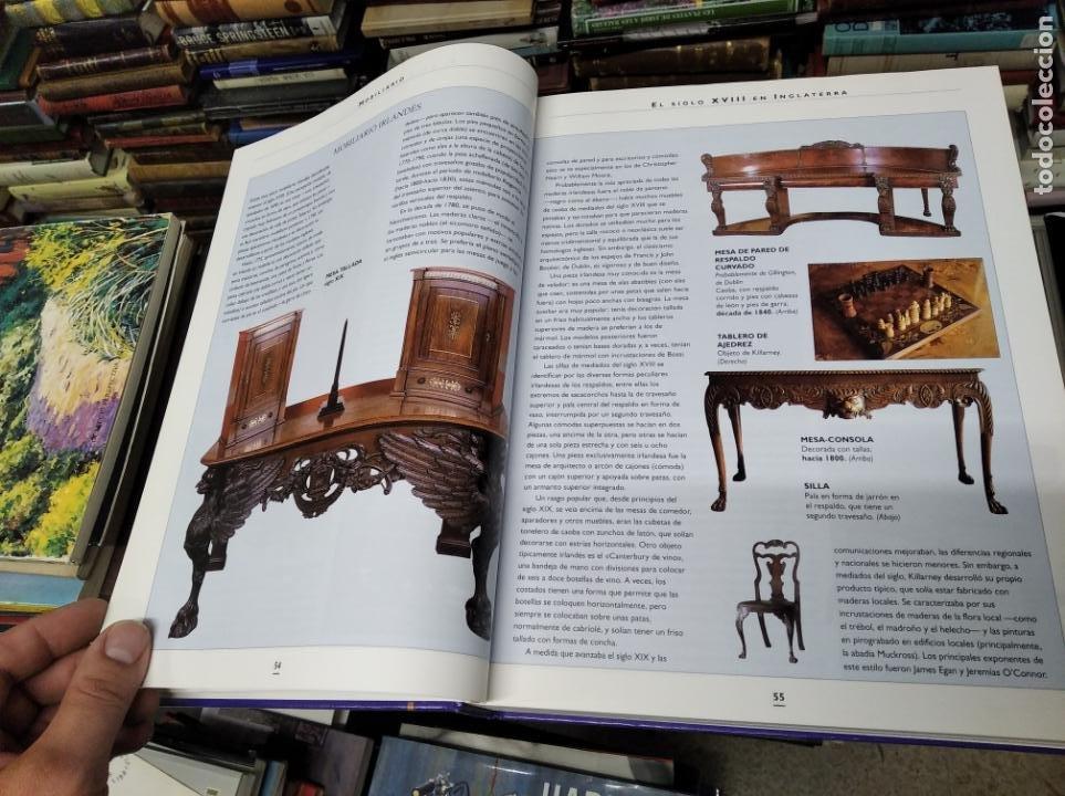 Libros de segunda mano: HISTORIA ILUSTRADA DE LAS ANTIGÜEDADES. HUON MALLALIEU . ED. LIBSA. 2000. RELOJES, JUGUETES, ARMAS - Foto 12 - 210702695