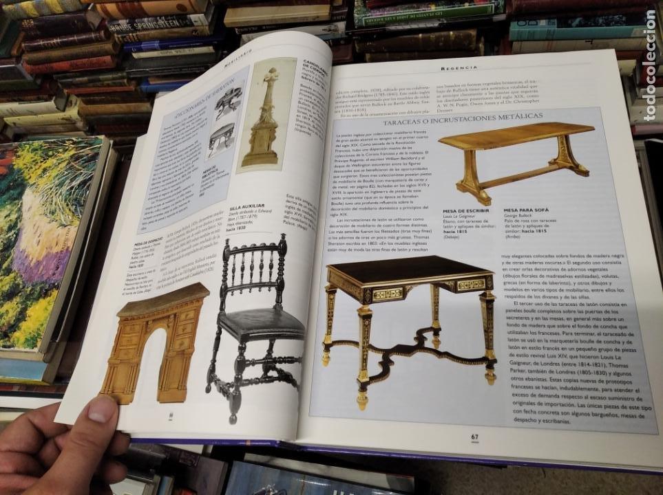 Libros de segunda mano: HISTORIA ILUSTRADA DE LAS ANTIGÜEDADES. HUON MALLALIEU . ED. LIBSA. 2000. RELOJES, JUGUETES, ARMAS - Foto 13 - 210702695