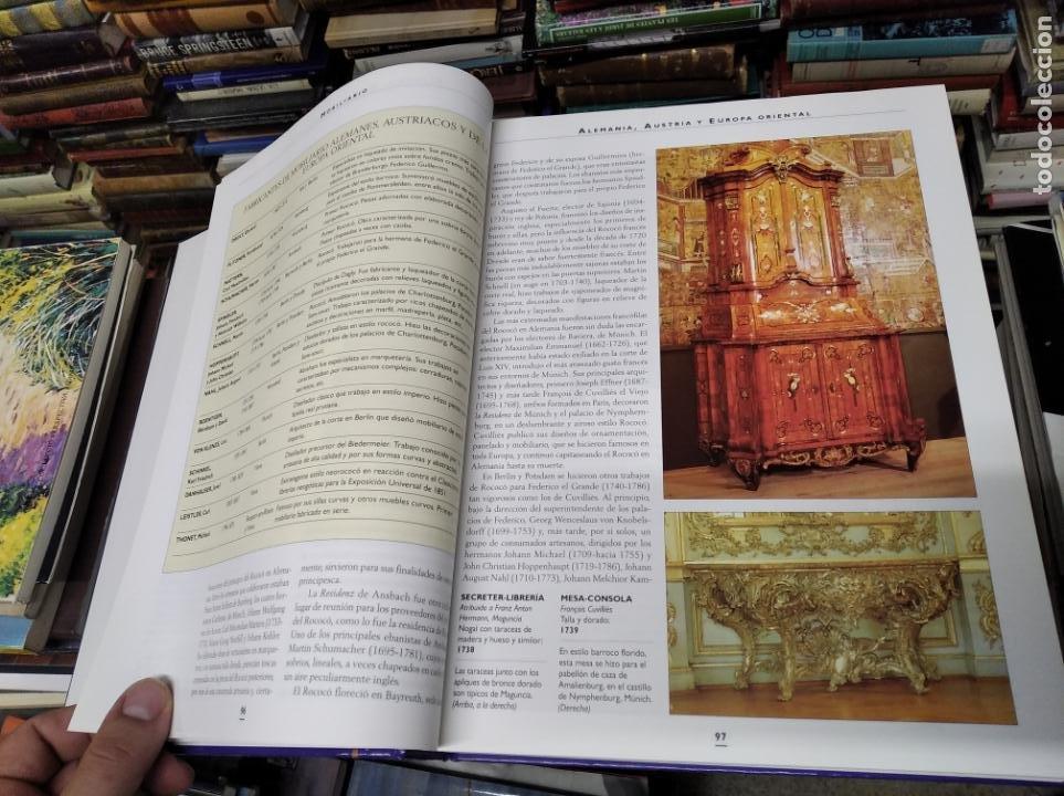 Libros de segunda mano: HISTORIA ILUSTRADA DE LAS ANTIGÜEDADES. HUON MALLALIEU . ED. LIBSA. 2000. RELOJES, JUGUETES, ARMAS - Foto 15 - 210702695