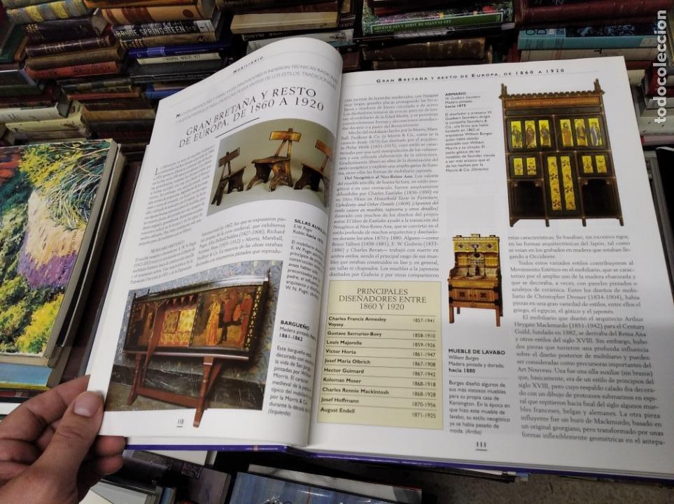 Libros de segunda mano: HISTORIA ILUSTRADA DE LAS ANTIGÜEDADES. HUON MALLALIEU . ED. LIBSA. 2000. RELOJES, JUGUETES, ARMAS - Foto 16 - 210702695