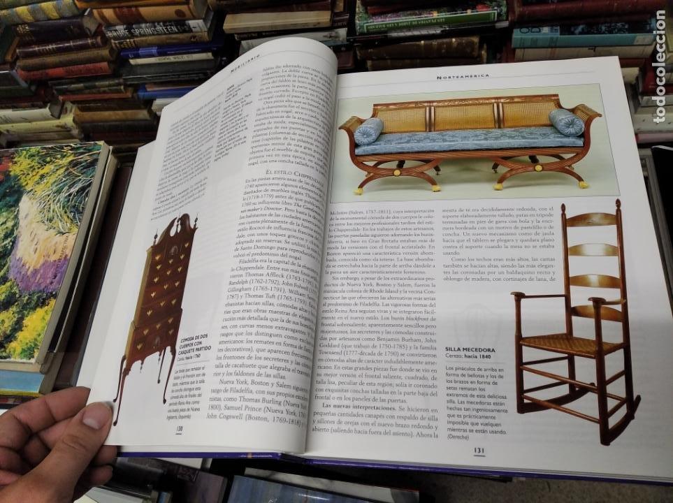 Libros de segunda mano: HISTORIA ILUSTRADA DE LAS ANTIGÜEDADES. HUON MALLALIEU . ED. LIBSA. 2000. RELOJES, JUGUETES, ARMAS - Foto 17 - 210702695