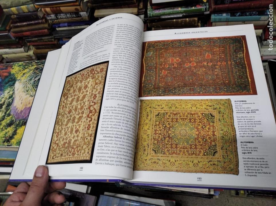 Libros de segunda mano: HISTORIA ILUSTRADA DE LAS ANTIGÜEDADES. HUON MALLALIEU . ED. LIBSA. 2000. RELOJES, JUGUETES, ARMAS - Foto 18 - 210702695