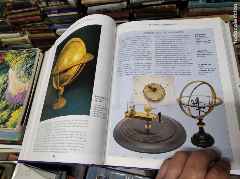 Libros de segunda mano: HISTORIA ILUSTRADA DE LAS ANTIGÜEDADES. HUON MALLALIEU . ED. LIBSA. 2000. RELOJES, JUGUETES, ARMAS - Foto 32 - 210702695