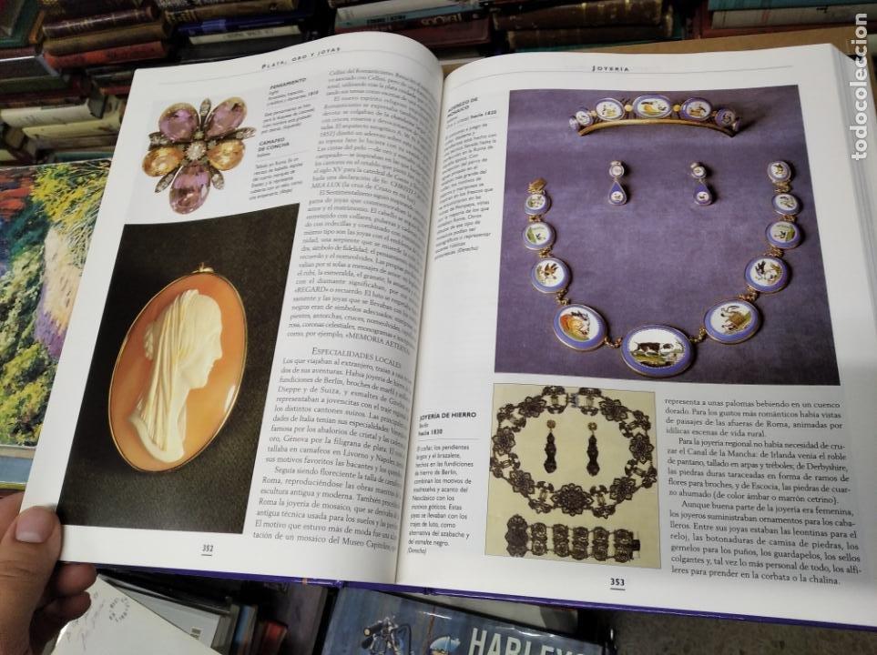 Libros de segunda mano: HISTORIA ILUSTRADA DE LAS ANTIGÜEDADES. HUON MALLALIEU . ED. LIBSA. 2000. RELOJES, JUGUETES, ARMAS - Foto 38 - 210702695