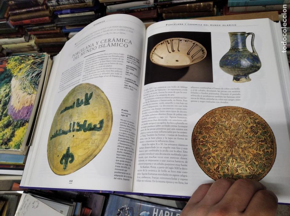 Libros de segunda mano: HISTORIA ILUSTRADA DE LAS ANTIGÜEDADES. HUON MALLALIEU . ED. LIBSA. 2000. RELOJES, JUGUETES, ARMAS - Foto 44 - 210702695