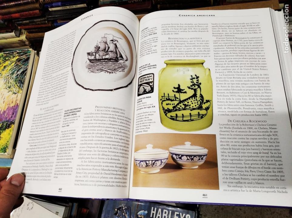 Libros de segunda mano: HISTORIA ILUSTRADA DE LAS ANTIGÜEDADES. HUON MALLALIEU . ED. LIBSA. 2000. RELOJES, JUGUETES, ARMAS - Foto 48 - 210702695