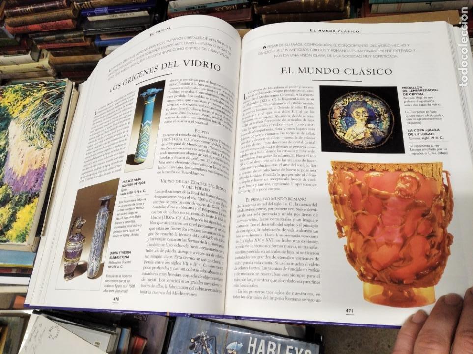 Libros de segunda mano: HISTORIA ILUSTRADA DE LAS ANTIGÜEDADES. HUON MALLALIEU . ED. LIBSA. 2000. RELOJES, JUGUETES, ARMAS - Foto 49 - 210702695
