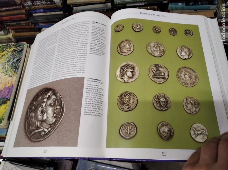 Libros de segunda mano: HISTORIA ILUSTRADA DE LAS ANTIGÜEDADES. HUON MALLALIEU . ED. LIBSA. 2000. RELOJES, JUGUETES, ARMAS - Foto 55 - 210702695