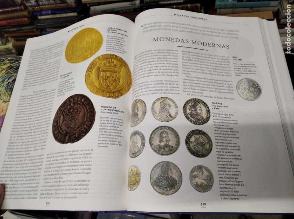 Libros de segunda mano: HISTORIA ILUSTRADA DE LAS ANTIGÜEDADES. HUON MALLALIEU . ED. LIBSA. 2000. RELOJES, JUGUETES, ARMAS - Foto 56 - 210702695