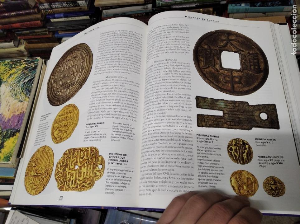 Libros de segunda mano: HISTORIA ILUSTRADA DE LAS ANTIGÜEDADES. HUON MALLALIEU . ED. LIBSA. 2000. RELOJES, JUGUETES, ARMAS - Foto 57 - 210702695