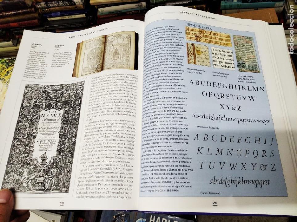 Libros de segunda mano: HISTORIA ILUSTRADA DE LAS ANTIGÜEDADES. HUON MALLALIEU . ED. LIBSA. 2000. RELOJES, JUGUETES, ARMAS - Foto 67 - 210702695