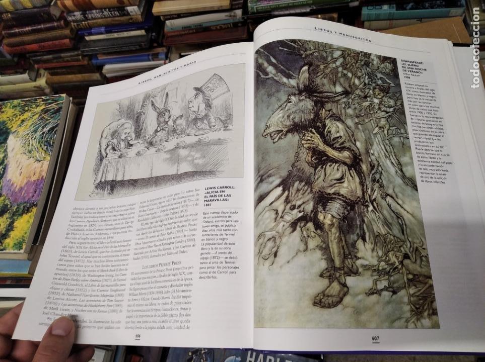 Libros de segunda mano: HISTORIA ILUSTRADA DE LAS ANTIGÜEDADES. HUON MALLALIEU . ED. LIBSA. 2000. RELOJES, JUGUETES, ARMAS - Foto 68 - 210702695