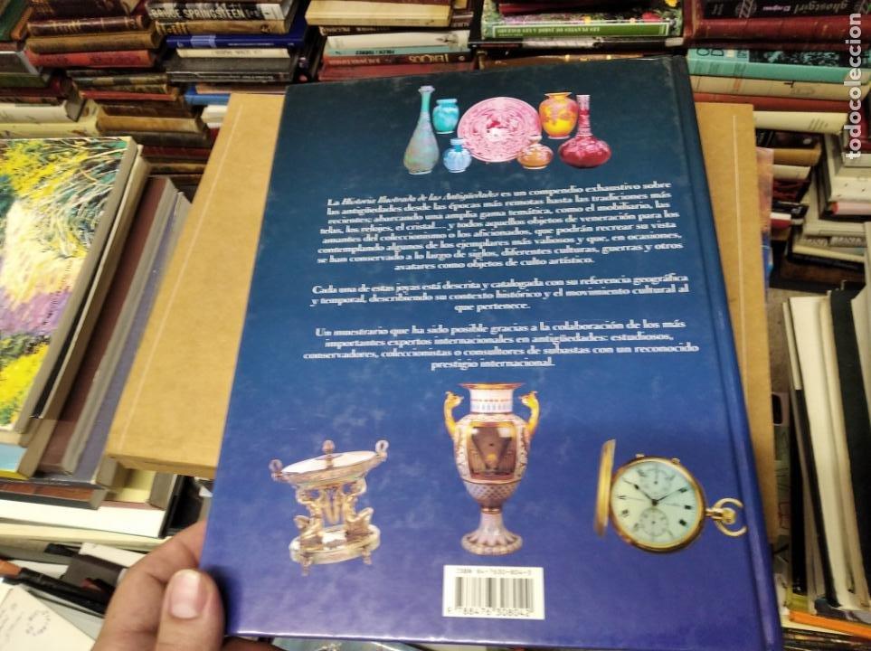 Libros de segunda mano: HISTORIA ILUSTRADA DE LAS ANTIGÜEDADES. HUON MALLALIEU . ED. LIBSA. 2000. RELOJES, JUGUETES, ARMAS - Foto 70 - 210702695