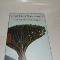 Libros de segunda mano: LA SENDA DEL DRAGO - SAMPEDRO, JOSÉ LUIS. Lote 210703882