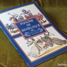 Libros de segunda mano: DISEÑOS DE HERALDICA,ARTHUR CHARLES FOX-DAVIES.EDITORIAL LIBSA,1992.. Lote 210744452