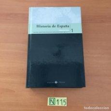 Libros de segunda mano: HISTORIA DE ESPAÑA. Lote 210802276
