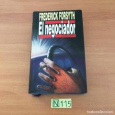 Libros de segunda mano: EL NEGOCIADOR. Lote 210803350