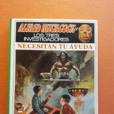 Livros em segunda mão: EL CASO DE LA CASA DE LOS HORRORES. ALFRED HITCHCOCK LOS TRES INVESTIGADORES. EDITORIAL MOLINO. Lote 210813282