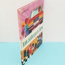 Libros de segunda mano: LOS AUTOMOVILES, ALAIN GREE, EDITORIAL JUVENTUD 3ª EDICION 1980 28 PAGIANS TAPA DURA. Lote 211256301