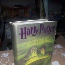 Libros de segunda mano: HARRY POTTER AND THE HALF BLOOD PRINCE ARTHUR A LEVINE BOOKS FIRST EDITION 2005. Lote 211266654