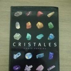 Libros de segunda mano: CRISTALES - JENNIE HARDING. Lote 211269251