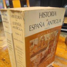 Libros de segunda mano: HISTORIA DE ESPAÑA ANTIGUA. 2 TOMOS. VV.AA. CÁTEDRA. Lote 211402125