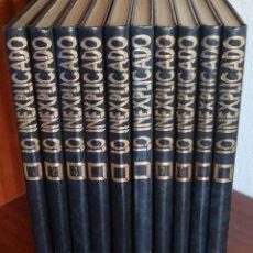 Libros de segunda mano: LO INEXPLICADO - 10 TOMOS - DELTA (1982) ¡COMPLETA!. Lote 211408990