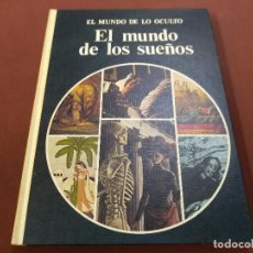 Libros de segunda mano: EL MUNDO DE LO OCULTO - EL MUNDO DE LOS SUEÑOS - STUART HOLROYD - EDITORIAL NOGUER - ES4. Lote 211419481