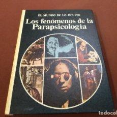 Libros de segunda mano: EL MUNDO DE LO OCULTO - LOS FENÓMENOS DE LA PARAPSICOLOGÍA - STUART HOLROYD - EDITORIAL NOGUER - ES4. Lote 211419810
