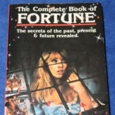 Libros de segunda mano: THE COMPLETE BOOK OF FORTUNE - ANONYMOUS - BLAKETOWN HALL LIMITED (1988). Lote 211427142