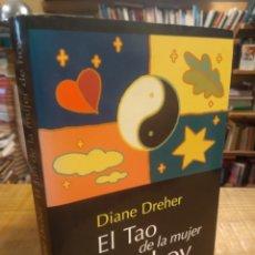 Libros de segunda mano: EL TAO DE LA MUJER DE HOY. DIANE DREHER. Lote 211427605