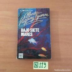 Libros de segunda mano: BAJO SIETE MARES. Lote 211428451