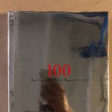 Libros de segunda mano: REAL SOCIEDAD DE GOLF DE NEGURI (1911 - 2011). LIBRO CONMEMORATIVO POR SU 100° ANIVERSARIO.. Lote 211431422