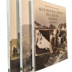 Libros de segunda mano: TRILOGIA DE IGNACIO PIDAL. CACERIAS EN LAS MONTAÑAS DE ASTURIAS (1896-1912), CACERIAS POR TIERRAS D. Lote 211440617