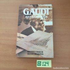 Libros de segunda mano: GAUDÍ. Lote 211452919