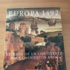 Libros de segunda mano: EUROPA 1492. Lote 211456361